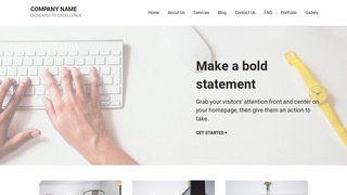 Mins Proof Reading Service WordPress Theme