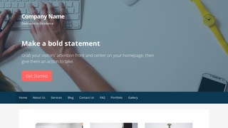 Primer Proof Reading Service WordPress Theme