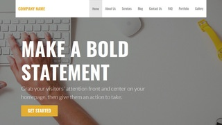 Stout Proof Reading Service WordPress Theme