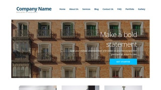 Ascension Property Management WordPress Theme