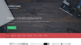Activation Public Relations WordPress Theme