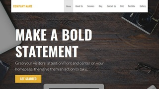 Stout Public Relations WordPress Theme