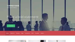 Activation Government Services WordPress Theme