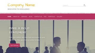 Scribbles Government Services WordPress Theme