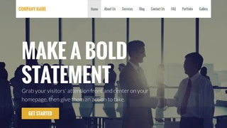 Stout Government Services WordPress Theme