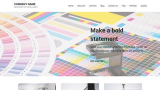 Mins Printing WordPress Theme