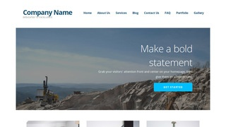 Ascension Quarry WordPress Theme