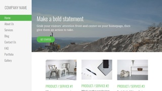 Escapade Quarry WordPress Theme