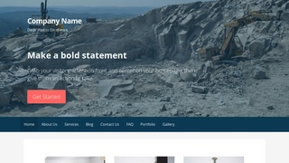 Primer Quarry WordPress Theme