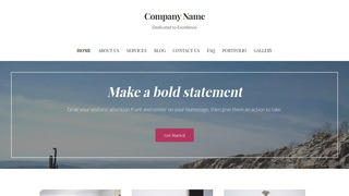 Uptown Style Quarry WordPress Theme