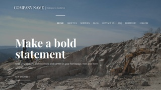 Velux Quarry WordPress Theme