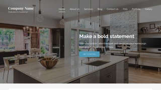 Lyrical Real Estate Developer WordPress Theme