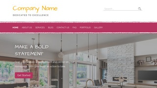 Scribbles Real Estate Developer WordPress Theme