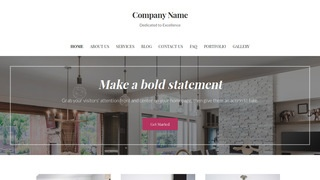 Uptown Style Real Estate Developer WordPress Theme