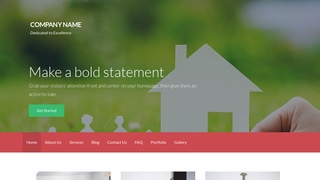 Activation Real Estate School WordPress Theme