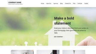 Mins Real Estate School WordPress Theme