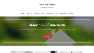 Uptown Style Real Estate School WordPress Theme