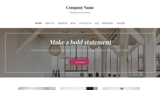Uptown Style Real Estate Services WordPress Theme