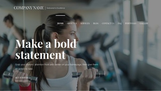 Velux Recreation Center WordPress Theme