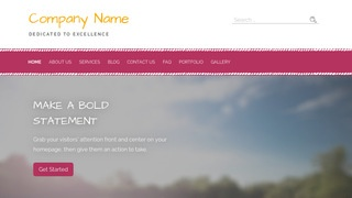 Scribbles Retreat Center WordPress Theme