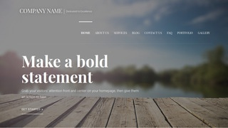 Velux Retreat Center WordPress Theme