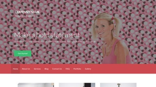 Activation Roller Skating Rink WordPress Theme