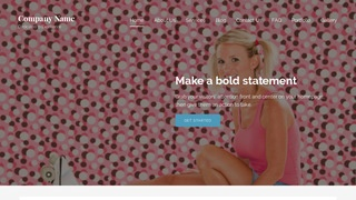 Lyrical Roller Skating Rink WordPress Theme
