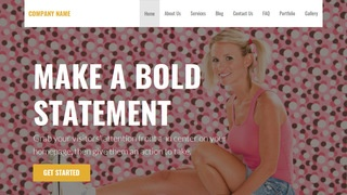 Stout Roller Skating Rink WordPress Theme