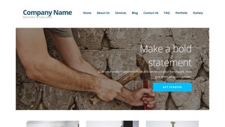 Ascension Roofing WordPress Theme