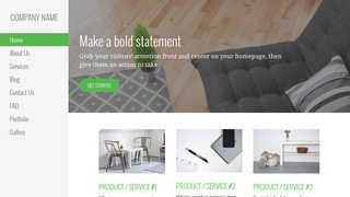 Escapade Rugs and Carpets WordPress Theme