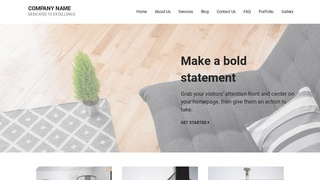 Mins Rugs and Carpets WordPress Theme