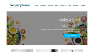 Ascension Salads WordPress Theme