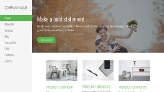 Escapade Session Photography WordPress Theme