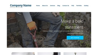 Ascension Sewer Contractor WordPress Theme