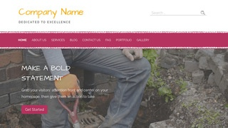 Scribbles Sewer Contractor WordPress Theme