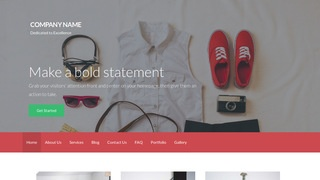 Activation Shopping WordPress Theme