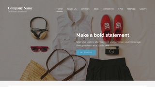 Lyrical Shopping WordPress Theme