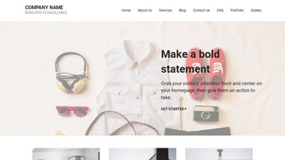 Mins Shopping WordPress Theme