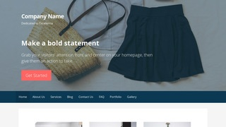 Primer Shopping WordPress Theme