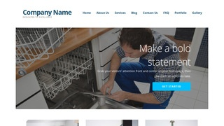 Ascension Small Appliance Repair WordPress Theme
