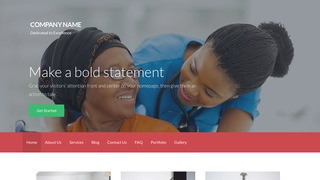 Activation Social Worker WordPress Theme