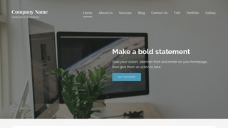 Lyrical Software Company WordPress Theme