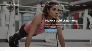 Lyrical Sports Clothing and Apparel WordPress Theme