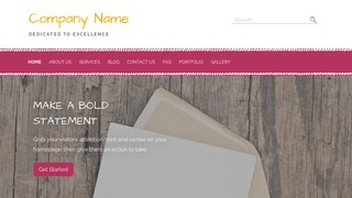 Scribbles Cards and Stationery WordPress Theme