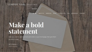 Velux Cards and Stationery WordPress Theme