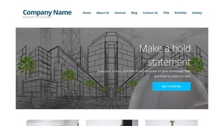 Ascension Structural Engineer WordPress Theme