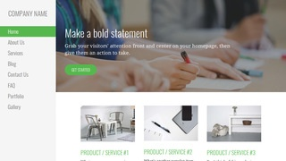 Escapade Student Housing Center WordPress Theme