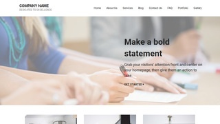 Mins Student Housing Center WordPress Theme