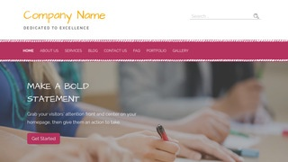 Scribbles Student Housing Center WordPress Theme