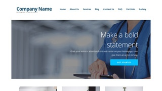 Ascension Surgical Center WordPress Theme